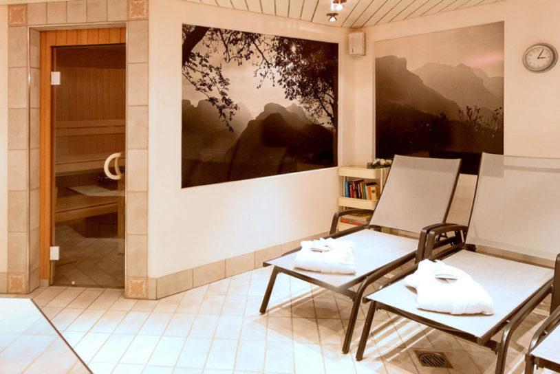 Hotel Säntis Wellness
