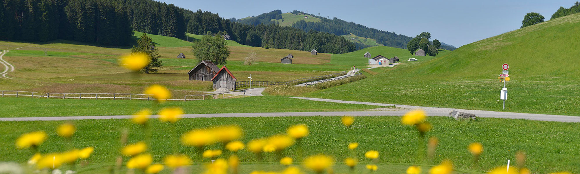 Aktiv in Appenzell